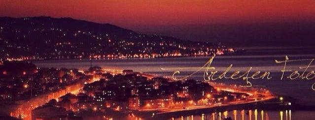 Ardeşen is one of Karadeniz.