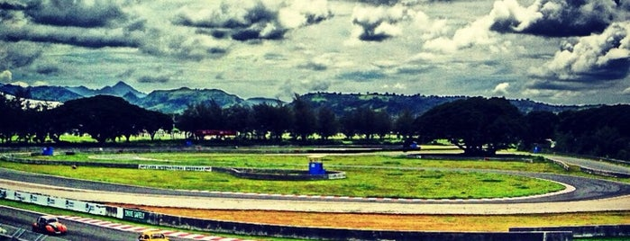 Clark International Speedway is one of All-time favorites in Philippines.