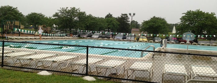 Ashburn Farm - Summerwood Pool is one of My favorite places in Ashburn.