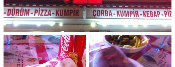 Kumrucu Mega Ömer is one of Meşhur Çeşme Kumrusu.