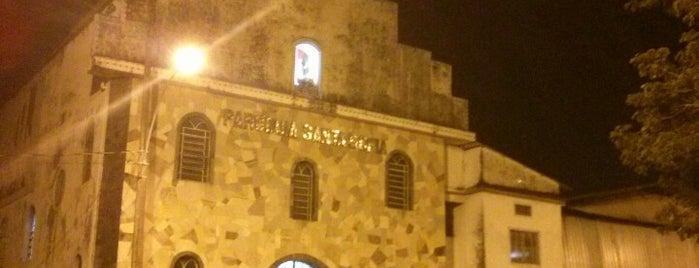 Paróquia Santa Sofia is one of Vicariato Oeste [West].