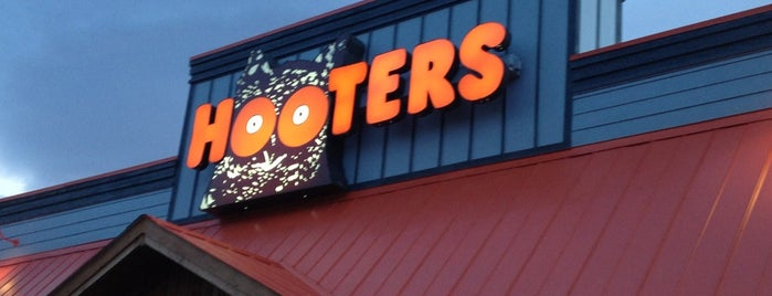 Hooters is one of Guide to Knoxville's best spots.