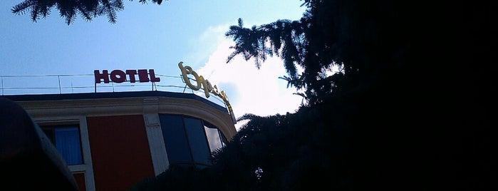 Орлан is one of Бари, ресторани, кафе Рівне.