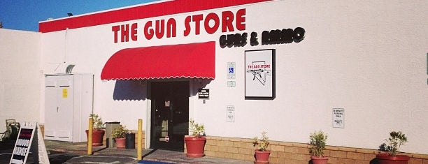 The Gun Store is one of @MJVegas, Vegas Life Top 100.