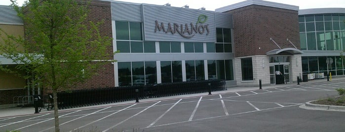 Mariano's Fresh Market is one of Places to Try.