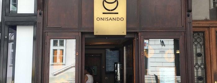 Onisando is one of Interessante Imbisse.