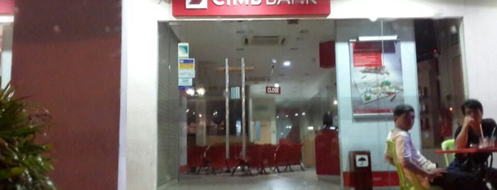 CIMB Bank is one of Local Services.
