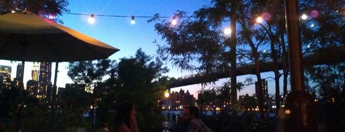 Brooklyn Bridge Garden Bar is one of Drinking Outside.
