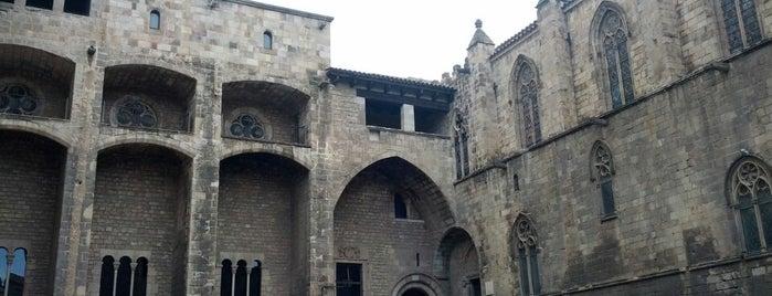 Museo de Historia de Barcelona is one of Barcelona : Museums & Art Galleries.
