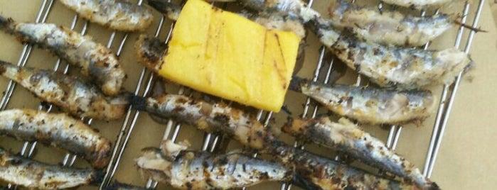 osteria del gran fritto is one of LOCAL.