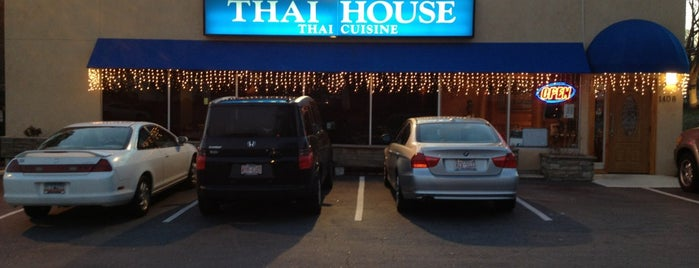 Thai House is one of Restaurants Part 2.