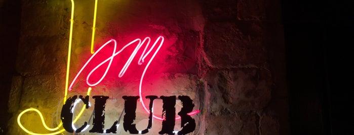 Jam Club / Джем Клуб Андрея Макаревича is one of moscow restplace.