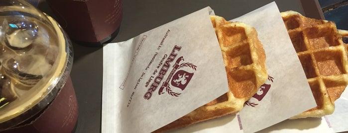 Limburg Waffle is one of DESSERT.