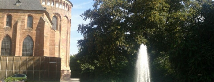 Domgarten is one of Karlsruhe + trips.