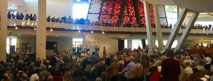 Lunchkonzert der Berliner Philharmoniker is one of Berlin for free.