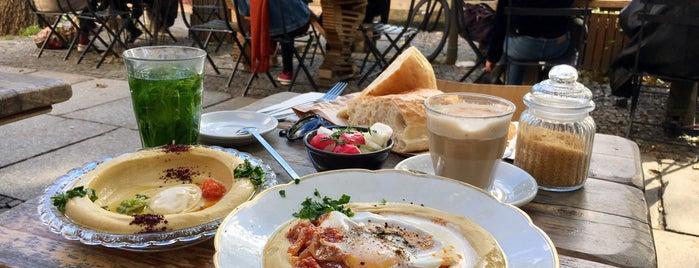 Café Mugrabi is one of Food & Fun - Berlin.