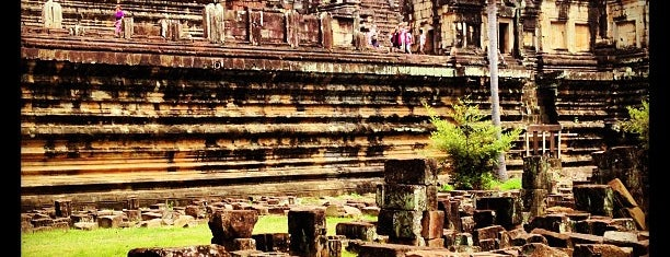 Angkor Thom is one of My TripS :).