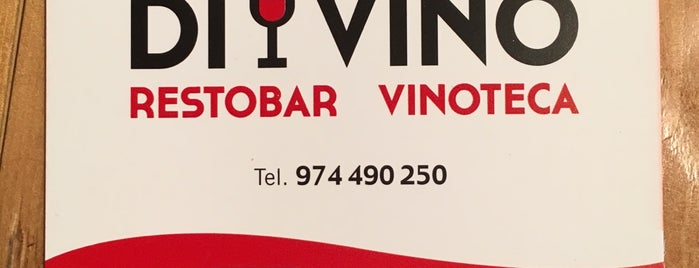Di-vino is one of Vinos.