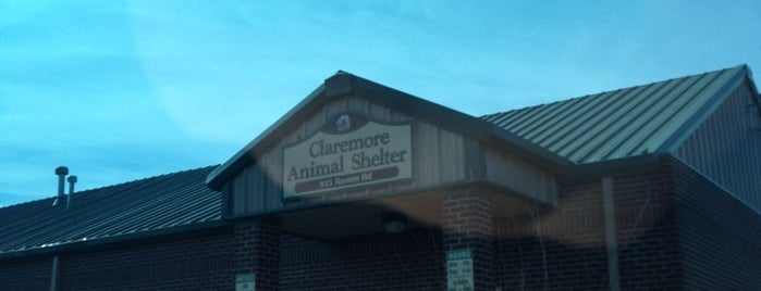 Claremore Animal Shelter is one of Claremore.