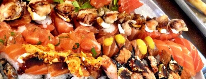 Kaishi Sushi is one of Bares & Restaurantes.