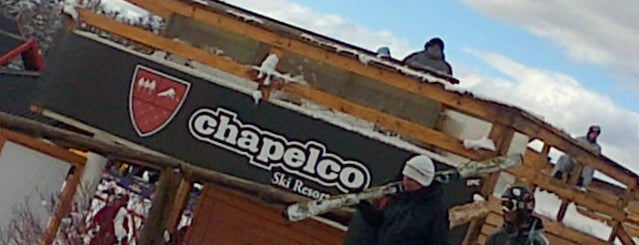 Cerro Chapelco is one of Sur.