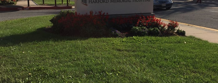 University of Maryland Harford Memorial Hospital is one of Places of Interest.