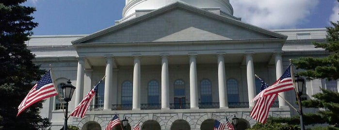 The State House is one of State Capitols.