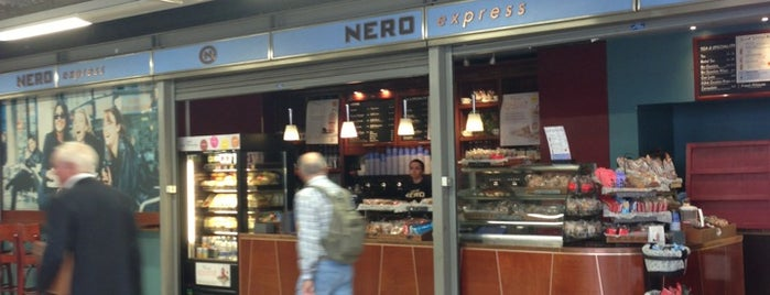 Caffè Nero is one of Favorite Food.