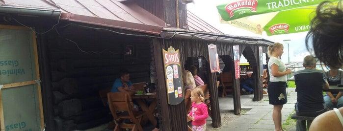 Salas Strecno is one of Favorite Food Spots.
