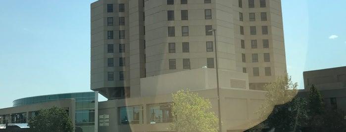 Rapid City Regional Hospital is one of Work.