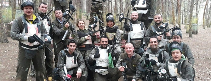 Antalya Paintball is one of Seçkin Mekanlar.