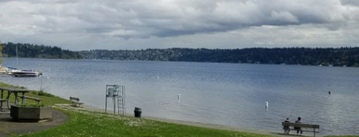Pritchard Island Beach is one of LIFE IN SEATTLE, WA!!.