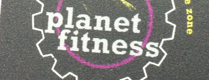 Planet Fitness is one of Workout.