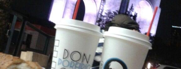 Don Porfirio Caffe is one of Cafés acogedores.