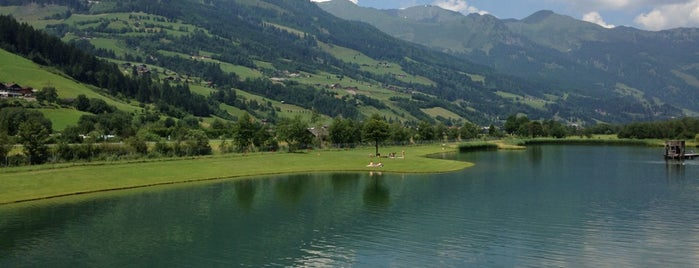 Badesee Gastein is one of Favorites venues in Bad Gastein, Austria.