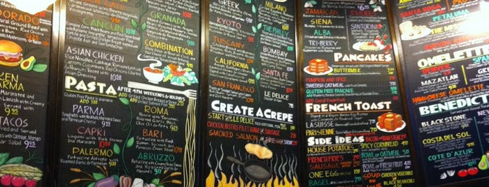 Crepevine is one of OrderAhead Restaurants.