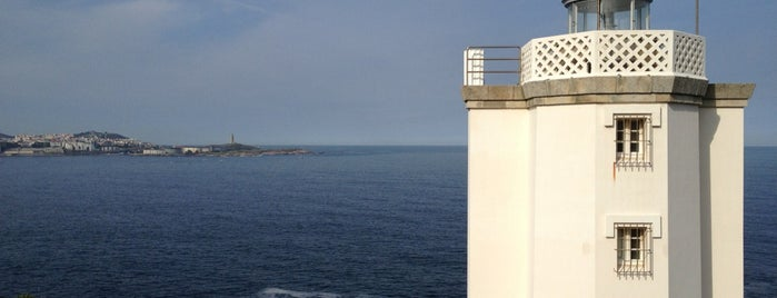 Faro de Mera is one of A Coruña.