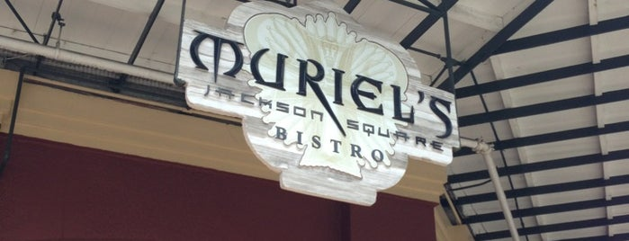 Muriel's Jackson Square is one of Road Trip.