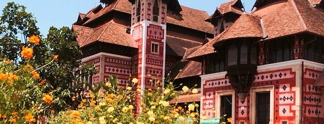 Art Museum (Napier Museum) is one of Guide to Trivandrum's best spots.