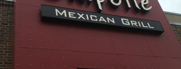 Chipotle Mexican Grill is one of Must-visit Food in Pittsburgh.