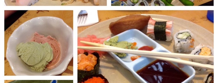 Shinju Japanese Buffet is one of Sushi favorites.