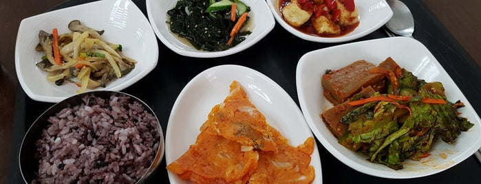 Ewha Womans University Faculty Dining Hall is one of 이화여자대학교 Ewha Womans University.