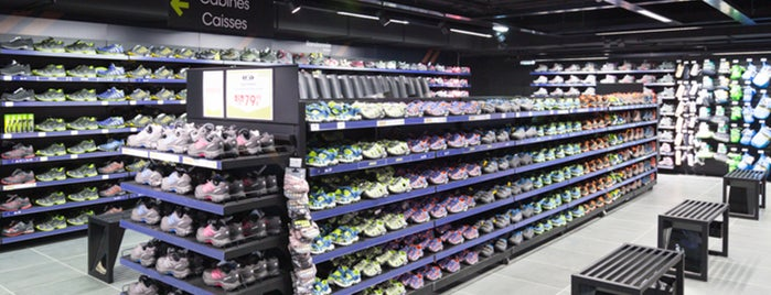 GO Sport is one of Essential shopping in Paris.