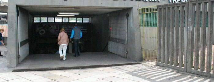 Estação Rodoviária (Trensurb) is one of Estações Trensurb.