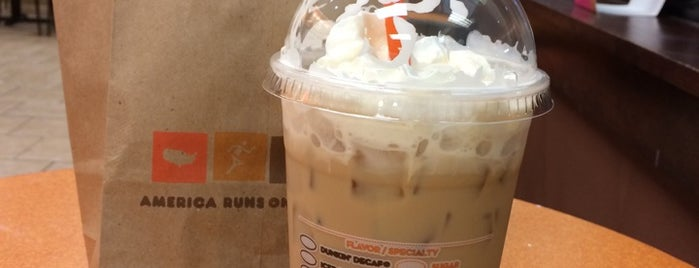 Dunkin Donuts is one of Amex Offers - Washington, DC.