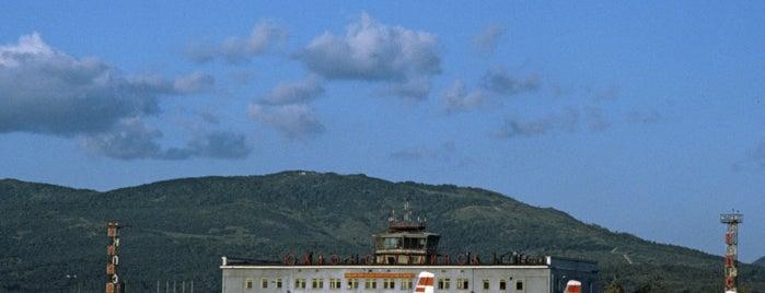 ユジノサハリンスク空港 (UUS) is one of World AirPort.
