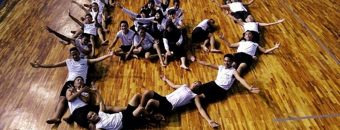 Sports Hall UPI is one of All-time favorites..