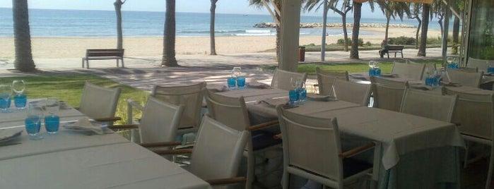 L'escandall Restaurant is one of Restaurants a la platja.