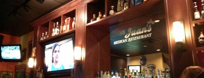 Don Juan's Mexican Restaurant is one of The 15 Best Places for Burritos in Jacksonville.