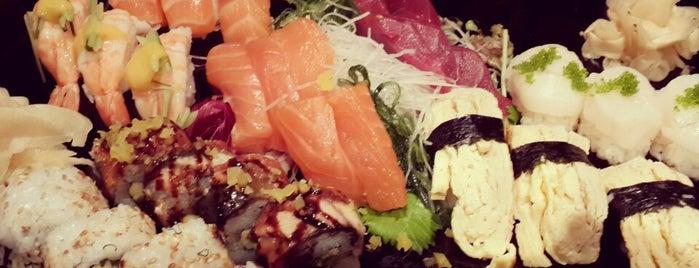 Yutaka Japanese Restaurant is one of Lezzetli - Istanbul..